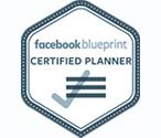 Facebook Blueprint Certified Planner Badge